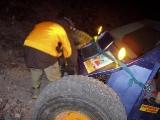 Вездеход  на шинах низкого давления. Подъем на вездеходе на Эльбрус