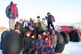 Вездеход пневматик. Снегоболотоход на Камчатке